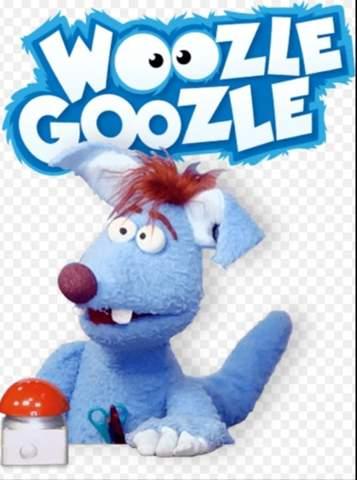 Wieso hat Woozle von Woozle Goozle einen Schwanz?