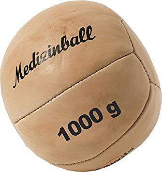 Wieso heißt dieser Ball: Medizinball?