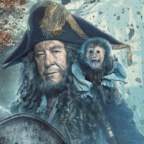Barbossa in fdk 5 - (Film, Sex, masturbieren)