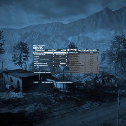 Auflösung 4K - (PC, Monitor, Battlefield)