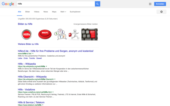 👆🏼 - (Google,  fail)