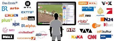 Private TV Sender - (TV, Fernsehen, online)