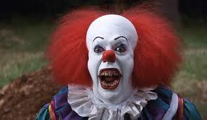 """Pennywise aus """"Stephen Kings IT"""" - (Horror, Charakter, Mord)"""