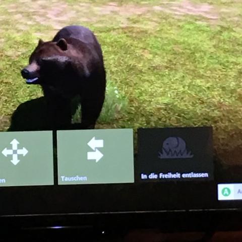 Tier Freilassung  - (Spiele, Tiere, one)