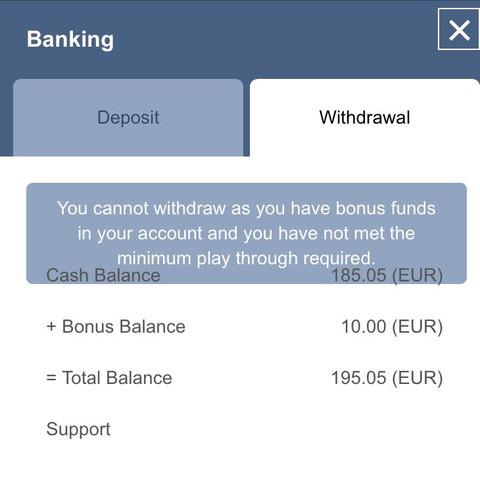 Online Casino Geld Auszahlen