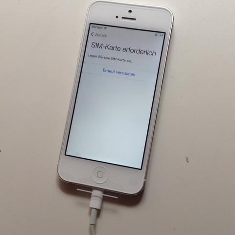 Iphone 5 Ohne Sim Karte Löschen