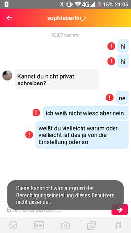 - (Internet, Freizeit, Musically)