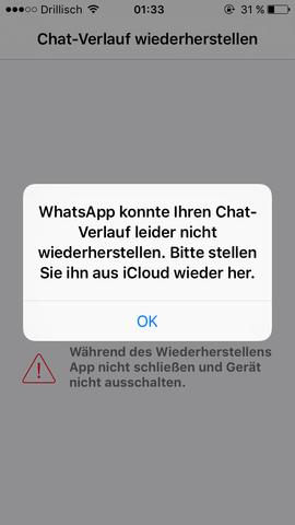 funktioniert leider nicht - (Internet, Handy, Technik)