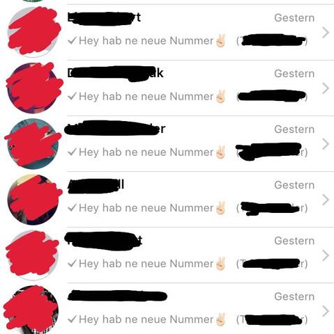 Wieso kommt mein Whatsapp-Broadcast nicht an?