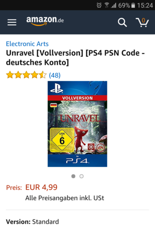 - (Spiele, Preis, Playstation4)