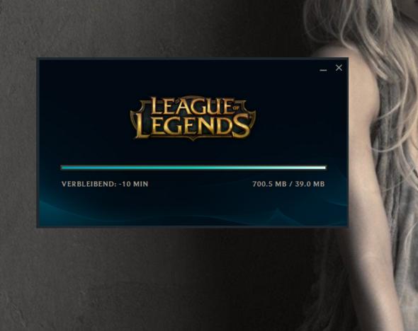 Das BILD - (Update, LOL, League of Legends)