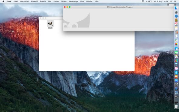 GIMP - (Apple, Mac, instagram)