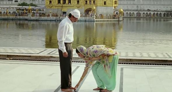 Wieso machen Inder das?