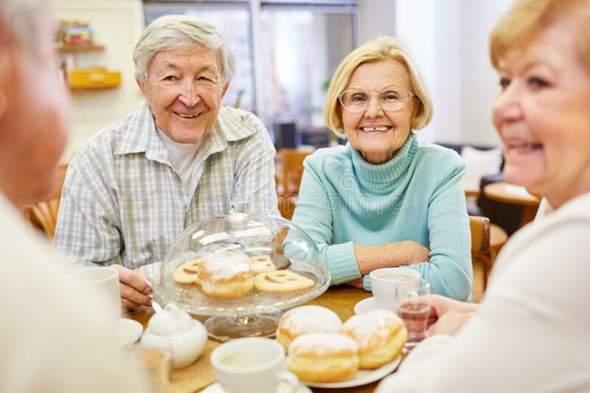 Wieso mögen ältere Leute Lieber Selbstgemachtes?