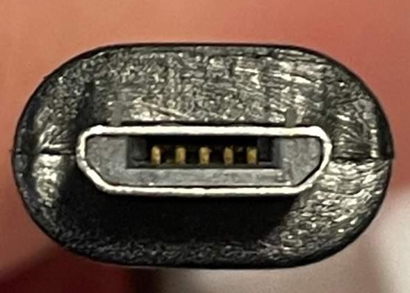 Wieso nur 4 kabel?