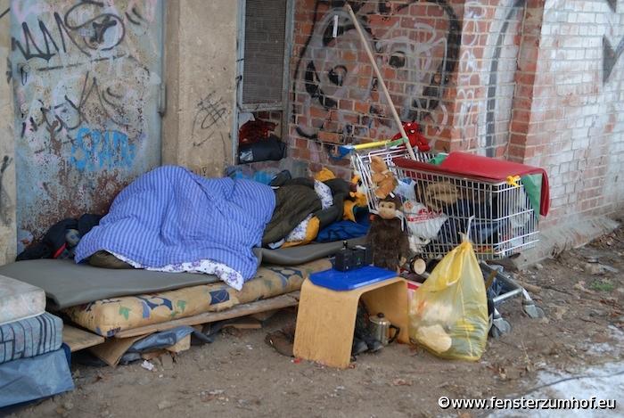 Obdachlos Hartz 4 Beantragen