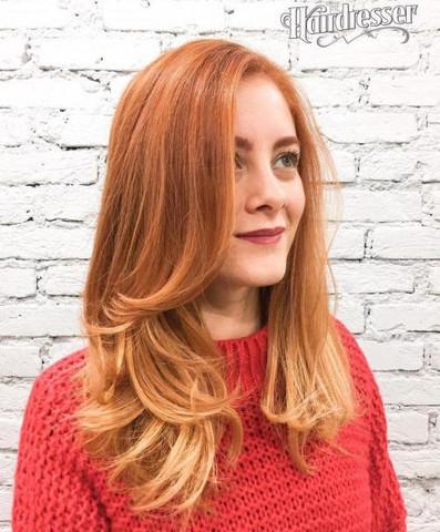 Wieso Rote Haare Haarfarbe