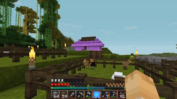 Holz - (Computer, Minecraft, texture-pack)