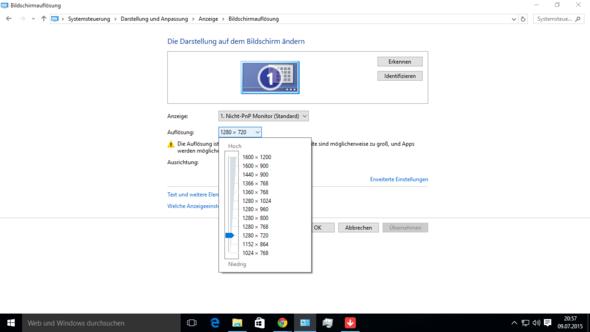 Meine maximale auflösung ist eigentlich 1280x1024 - (PC, Bilder, Download)