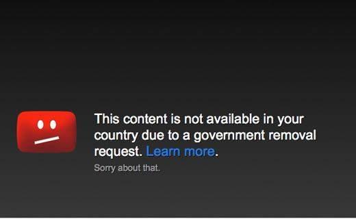 Wieso sind viele US-Zeitungen und andere US-Seiten im deutschen Internet nicht zugänglich?