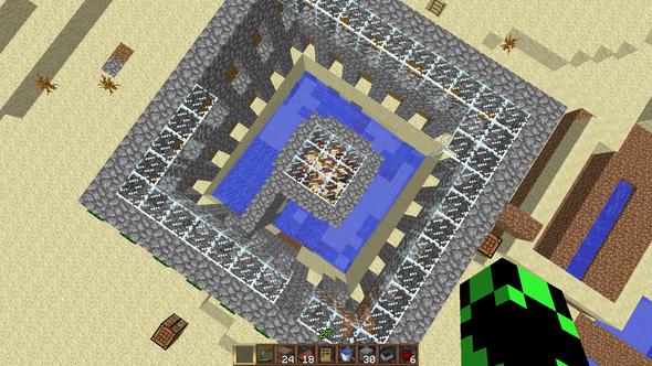 erstes bild - (Games, Minecraft, Computerspiele)