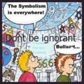 Freimaurersymboliken/Illuminati-Symboliken sind überall...