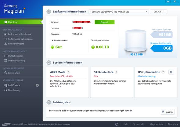 Die Samsung Magic Software - (PC, Samsung, Software)