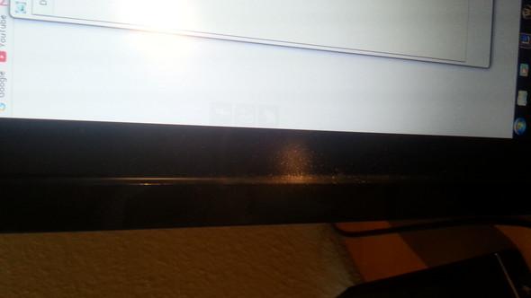 Bildschirmrand - (Bildschirm, Kabel, Rand)