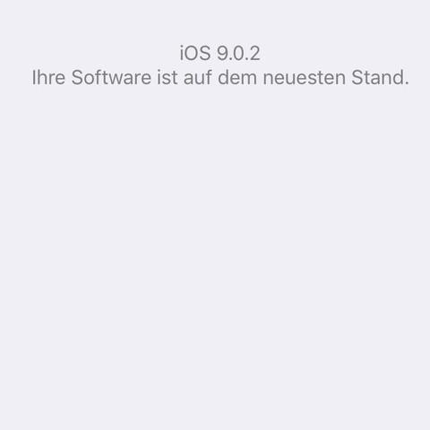 Ios9.2 - (ios, iphone6, softwareaktualisierung)