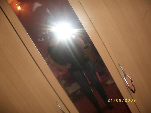 spiegelbild - (abnehmen, Beine, Speckschwein)