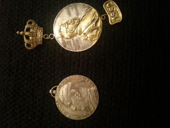 die medalien - (Wert, Medalien)