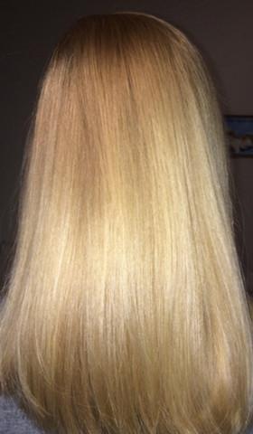 Haarfarbe mit 3 wasserstoff