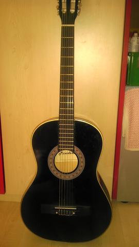 Die Gitarre komplett - (Gitarre, verkaufen, Flohmarkt)