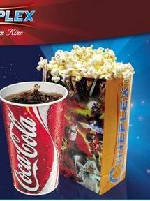 Mittlere Popcorn Cinepelx - (Kino, Kalorien, Popcorn)