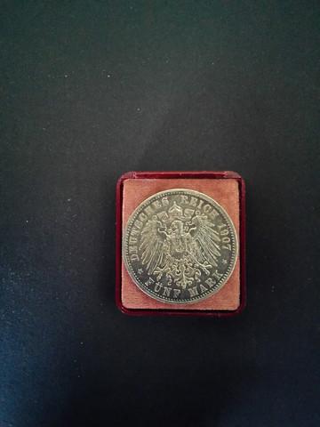Rückseite - (Geld, Wert, Münze)