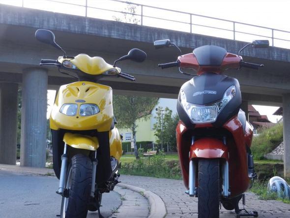 Roller 2 - (Motorrad, Roller, Allgemeinwissen)