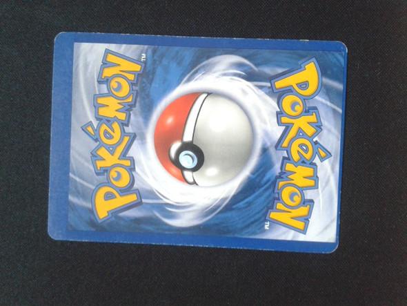 Rückseite - (Geld, Pokemon, Karten)