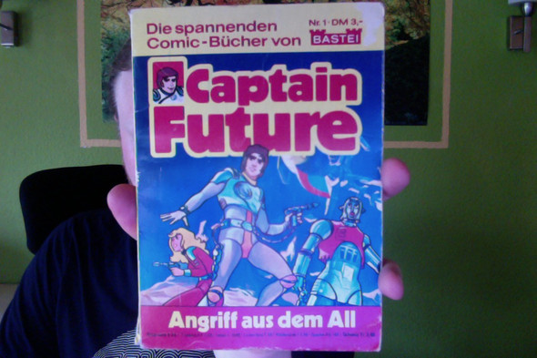 Cover - (Buch, Wert, Comic)