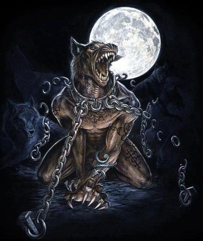 wieviel k nnte ein werwolf tattoo farbig auf dem r cken kosten. Black Bedroom Furniture Sets. Home Design Ideas