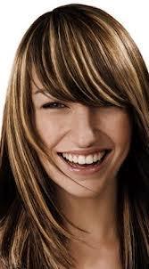 Wieviel Kosten Auf Dunkelbraune Schulterlange Haarehellbraune Strähnen