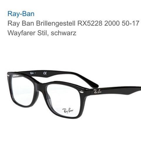wie viel kostet diese rayban brille. Black Bedroom Furniture Sets. Home Design Ideas