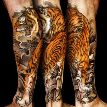 Wieviel Kostet Japanisches Unterarm Tattoo In Schwarz Weiss Preis