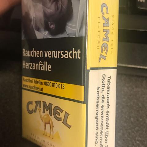 Camel - (Zigaretten, camel)
