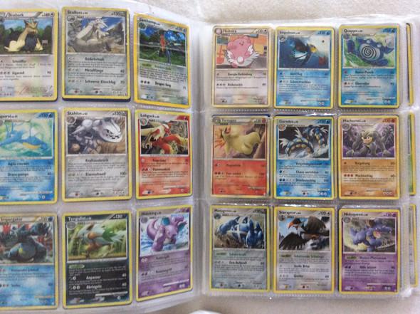 2r - (Pokemon, Karten, Wert)