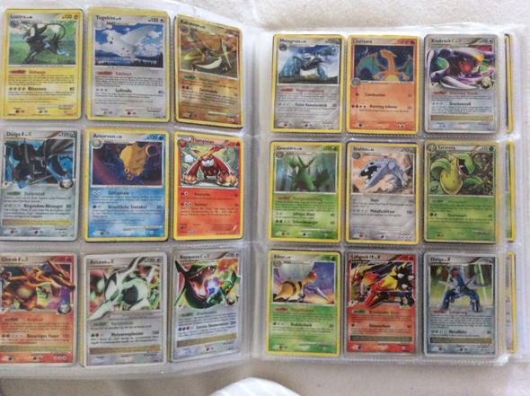 3e - (Pokemon, Karten, Wert)