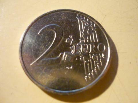 Wieviel Wert Ist Diese 2 Euro Münze Sammeln Münzen