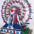 Lego Ferris Wheel (RedCoKid)