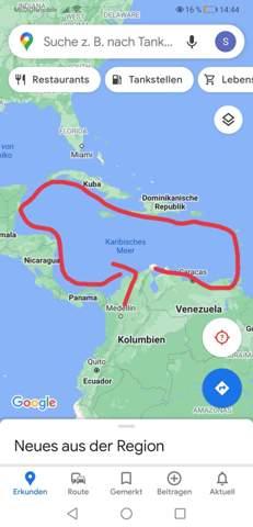 Wieviel Zeit für so eine Route einplanen?