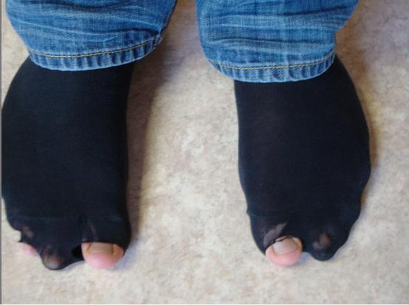 Meine Socken2 - (Kleidung, kaputt, Umfrage)