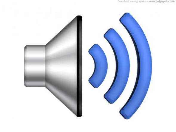 Lautstärke Symbol in der Mitte - (Windows 7, WLAN, Anzeige)